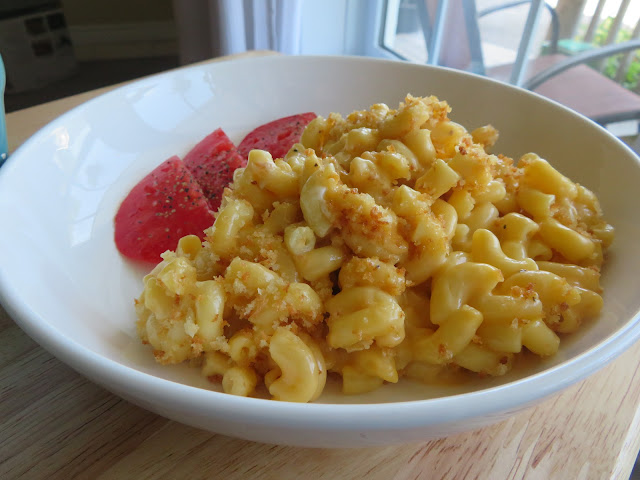 Easy Baked Mac and Cheese (small batch)