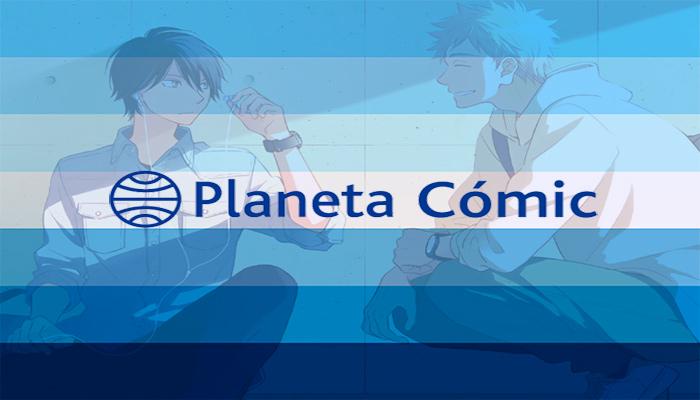 Licencias manga BL Planeta Cómic - Manga Barcelona Limited Edition