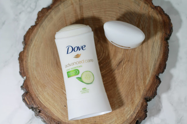 Dove Advanced Care Antiperspirant
