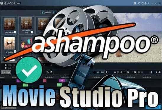 تحميل وتفعيل برنامج Ashampoo Movie Studio Pro عملاق التعديل علي الفيديو واضافه المؤثرات اخر اصدار