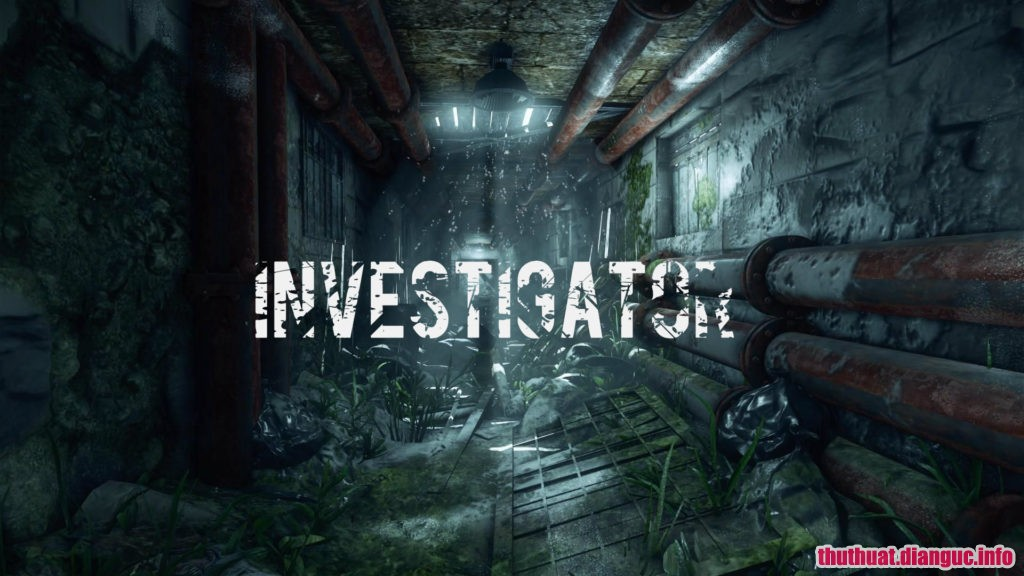 Download game Investigator Full Cr@ck