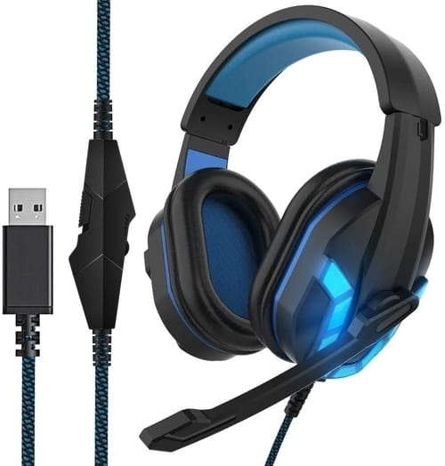 Review HIFI WALKER SY904 Newest Gaming Headset