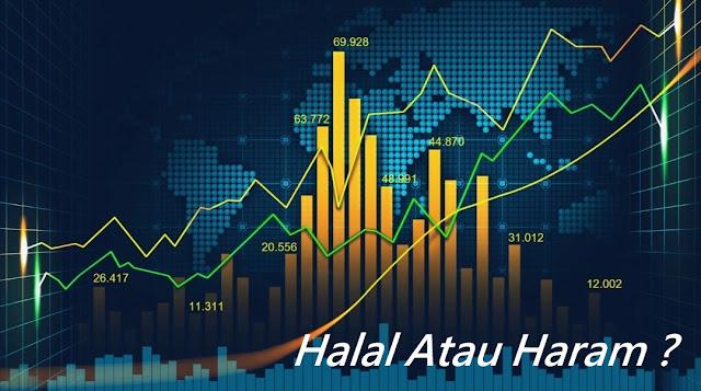 memang benar bahwa uang diperoleh dalam forex trading haram atau halal