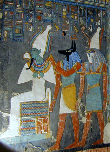 Osiris God of the Underworld and Death ~ Ancient Egypt Facts
