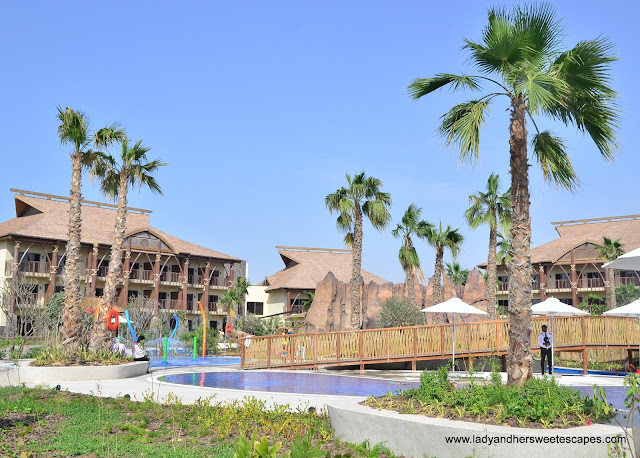 Lapita Hotel outdoor pool
