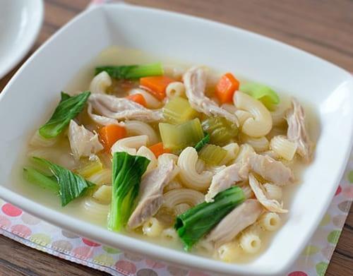 resep sayur sop makaroni