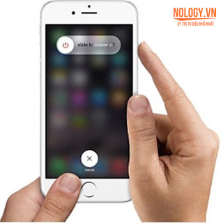 Khắc phục lỗi iphone 6 cảm ứng không nhận