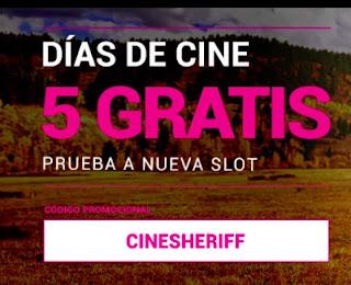 Goldenpark 5 euros gratis slot Mola Cantidad 25-2-2021