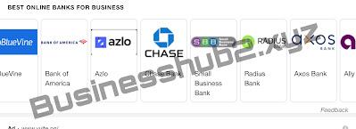 Open an online business account