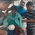 পা হারানো বর্ধমান ষ্টেশনে পড়ে থাকা যুবককে উদ্ধার করে বাড়ি পৌঁছালো একটি স্বেচ্ছাসেবী সংস্থা