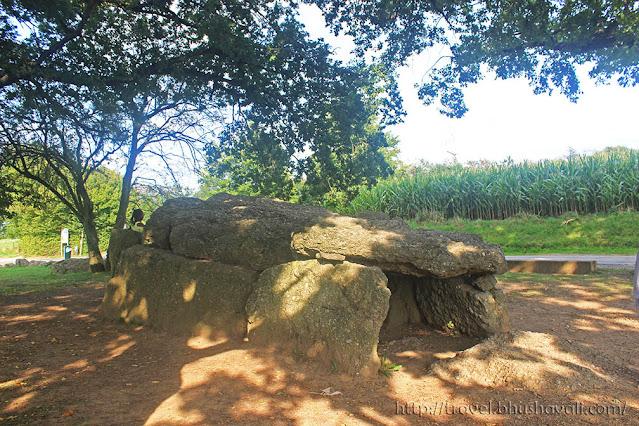 Weris Dolmens Prehistoric Megalithic Sites in Belgium