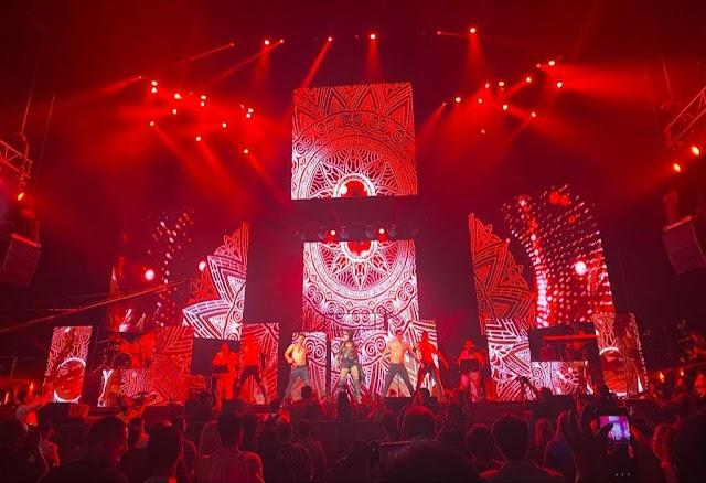Concierto de GranDiosas en la Arena Monterrey por e-ticket