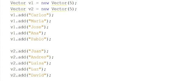 Función que retorna un vector ordenado en Java