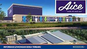 Lowongan Kerja PT. Alpen Food Industry ( AICE - Pabrik Es Krim Company )