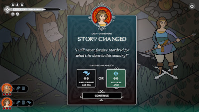 Story Changed