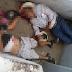 (Fotos) Motosicarios rafaguean a dos sujetos en taller mecanico en Cd. Obregon, Sonora; dejan un ejecutado y un herido