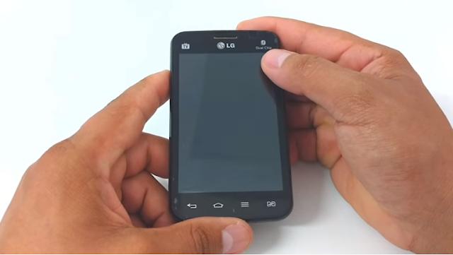 Aprenda como Formatar (Hard Reset) os aparelhos LG Optimus L4 II Dual TV E467, E467f.