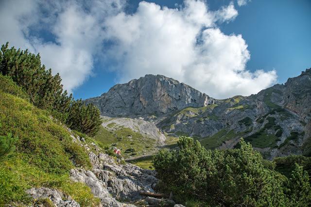 Königsetappe – Austria-Sinabell-Klettersteig und Silberkarsee  Wandern in Ramsau am Dachstein 04