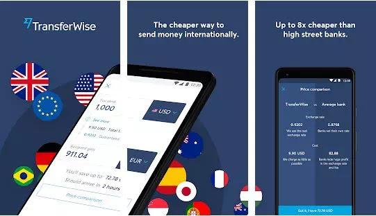 Aplikasi untuk Mengirim dan Menerima Uang dari Luar Negeri-1
