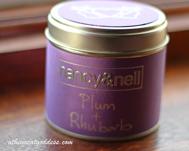 Nancy & Nell scented candle