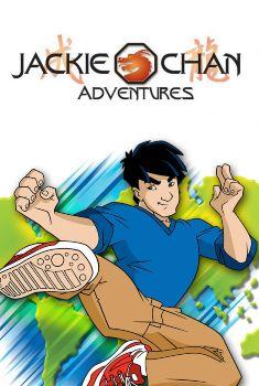 As Aventuras de Jackie Chan Completo Torrent 2000 - TVRip 480p Dublado