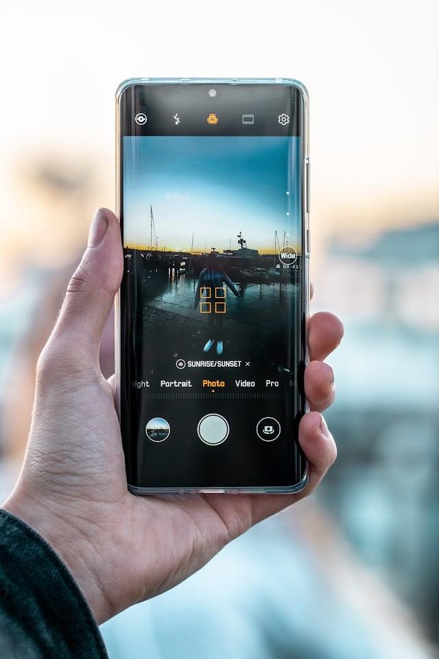 Huawei P30 Pro review : Design, Display, etc