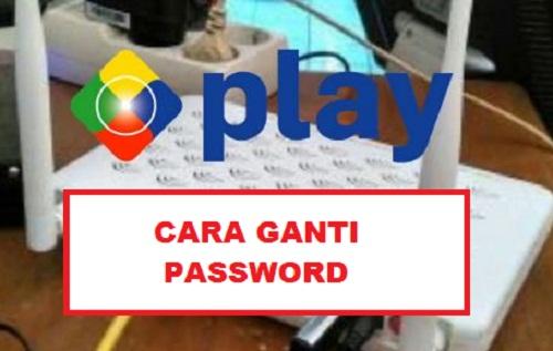 Cara Ganti Password Wifi MNC Play Lewat HP