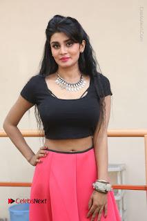Telugu Actress Harini Stills at Dhyavudaa Movie Teaser Launch  0119.JPG