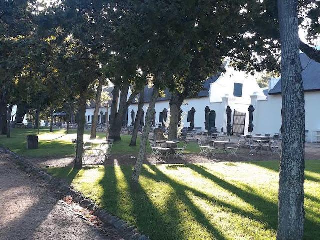Groot Constantia, Cape Town