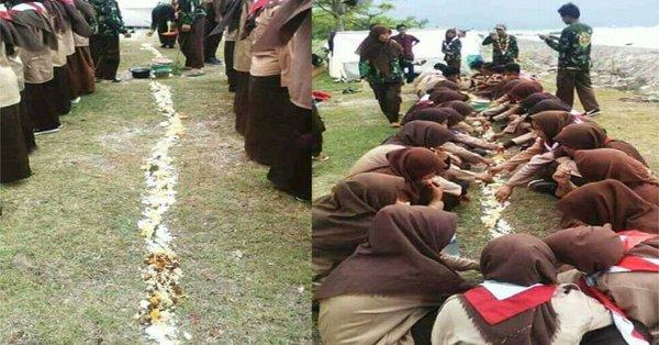 Permalink ke Kwarda Lampung Kecam Aksi Pramuka Makan Tanpa Alas di Alam Terbuka