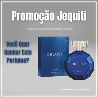 Promoção Jequiti Perfume Deluxe