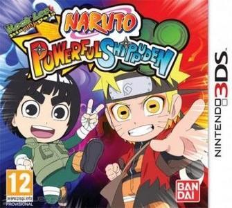 Rom Naruto Powerful Shippuden 3DS
