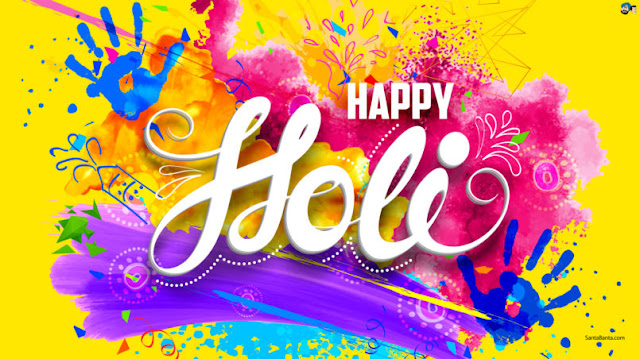 Holi wishes Quotes in Hindi