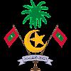 Logo Gambar Lambang Simbol Negara Maladewa PNG JPG ukuran 100 px