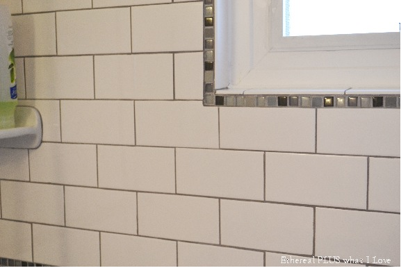 Ethereal Plus What I Love Ruffles And Tile Bathroom