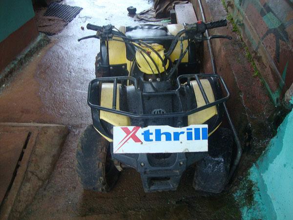X thrill lavasa