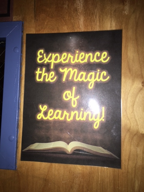 An Apple For The Teacher Harry Potter Classroom Reveal