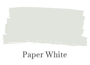 Benjamin Moore Paper White