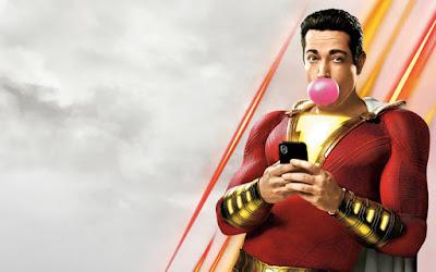 ¡El poder de Shazam!