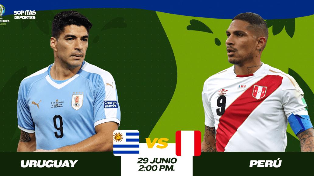 مشاهدة مباراة أوروجواي و بيرو 29-06-2019 كوبا أمريكا