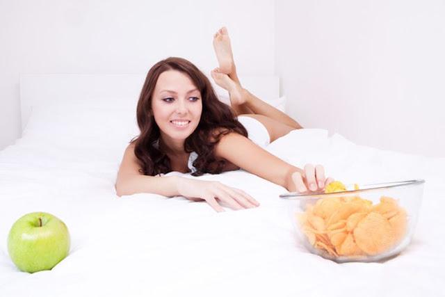Konsumsi Makanan Asin Berlebih Bisa Sebabkan 6 Efek Negatif