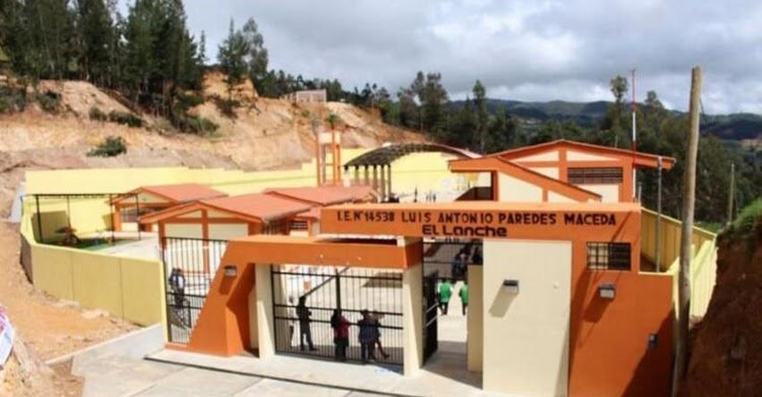 Destinan cerca de S/ 16 millones para reconstrucción de colegios en Áncash y Lambayeque