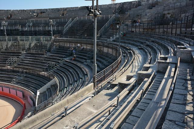 Arena Nimes seats