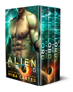Her Alien Lord by Mina Carter