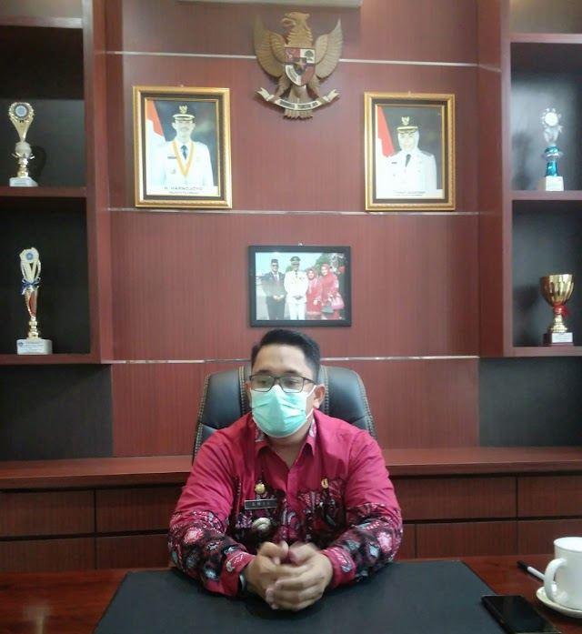 Camat Sako Palembang Imbau Masyarakat Patuhi Protokol Kesehatan