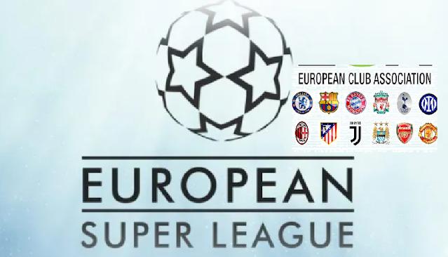 Calcio: è terremoto, nasce la SuperLega, 12 i club fondatori, l'UEFA dice no