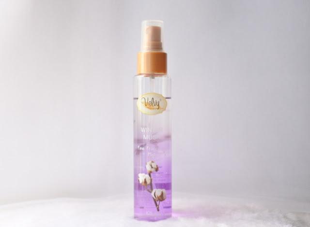 Velvy Fine Fragrance Mist
