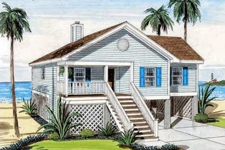 Beach House Plans Development picture