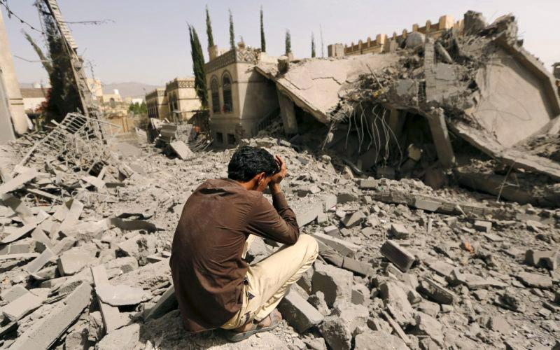 Руйнування і голод можуть спричинити гуманітарну катастрофу в Ємені.