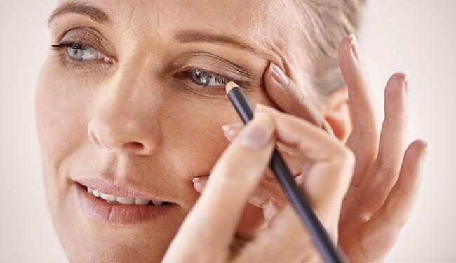 trucco antiage
